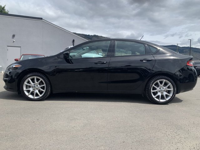 Dodge Dart Tire Size >> Pre Owned 2013 Dodge Dart Sxt Fwd 4dr Car