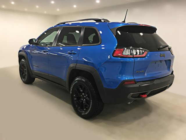 New 2019 Jeep Cherokee Trailhawk Elite 4x4 V6 | Sunroof | Navigation with  Navigation & 4WD