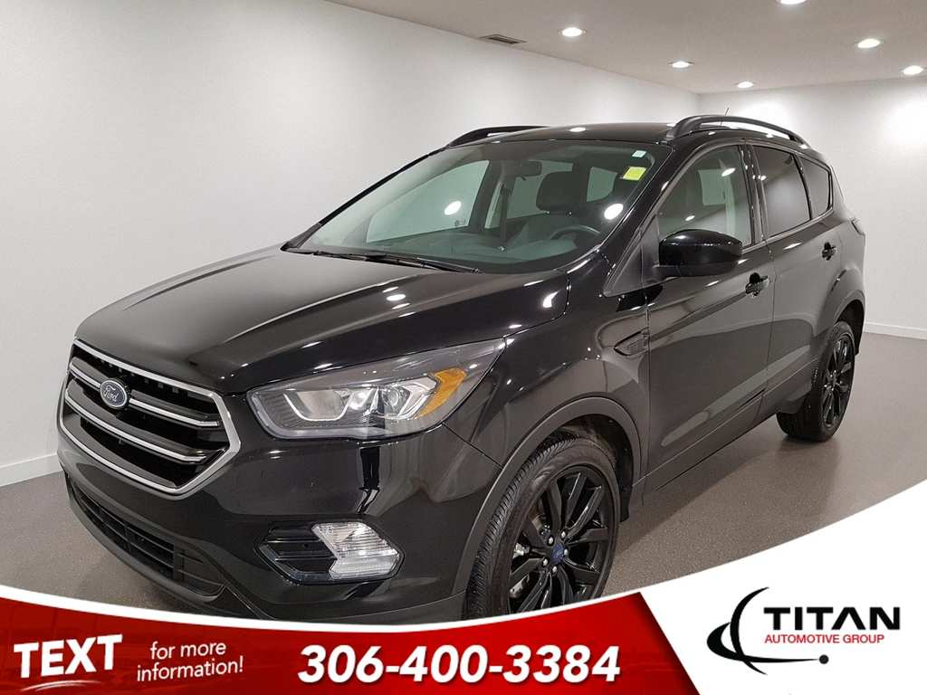 Pre Owned 2017 Ford Escape Se 2 0 Ecoboost Awd Cam Nav Htd Seats