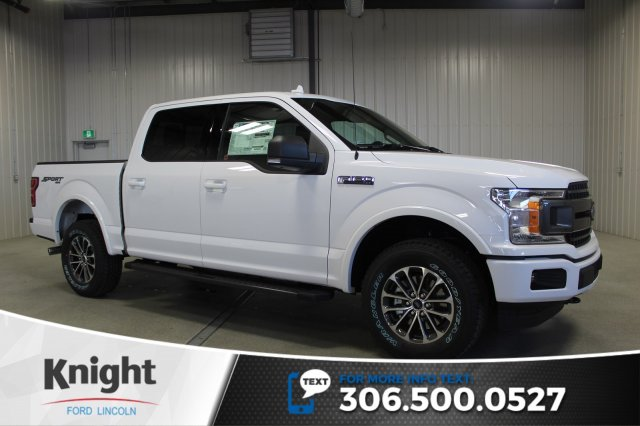 New 2018 Ford F 150 Xlt Sport
