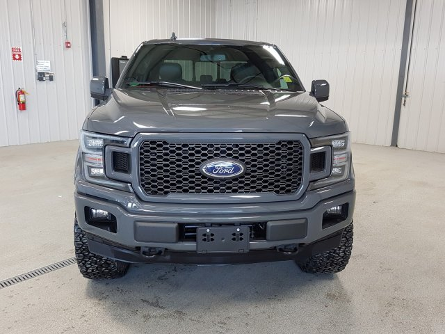 New 2018 Ford F-150 Lariat Sport Special Edition 4
