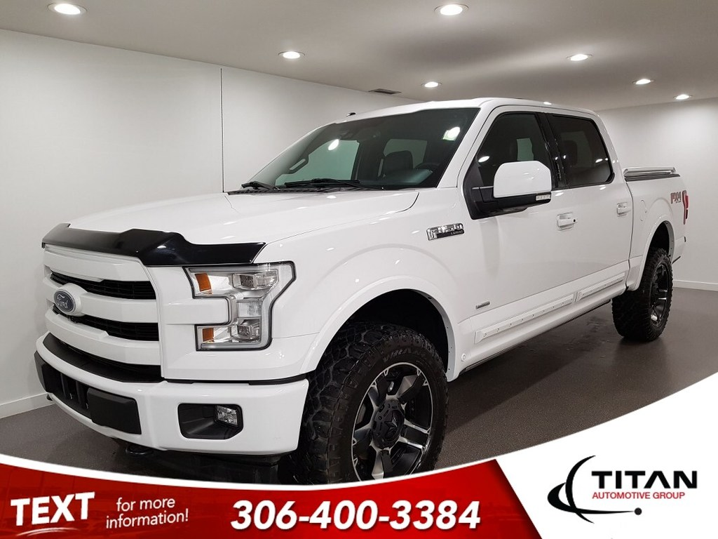 Pre Owned 2017 Ford F 150 Fx4 4x4 Cam Nav Leather Htd Seats