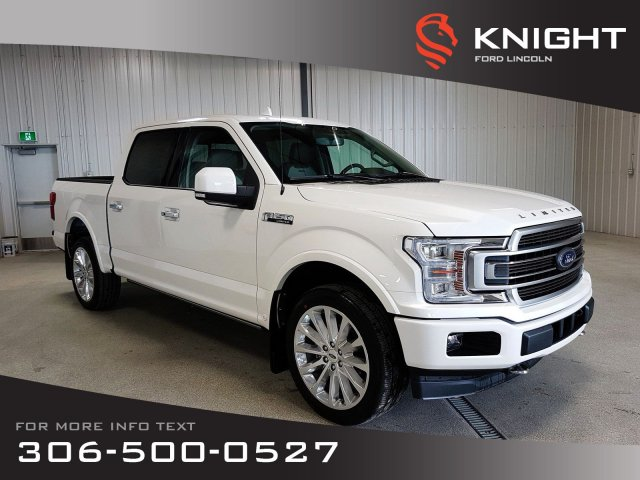 Super Crew Cab >> New 2019 Ford F 150 Supercrew Limited 4wd 4wd