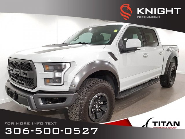 Pre Owned 2017 Ford F 150 Raptor 4wd