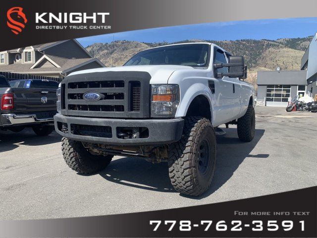 Pre-Owned 2008 Ford Super Duty F-350 SRW XLT 4WD