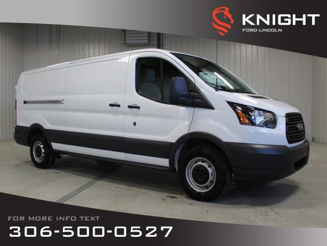New 2018 Ford Transit Van T-150 LOW RF RWD Full-size Cargo Van