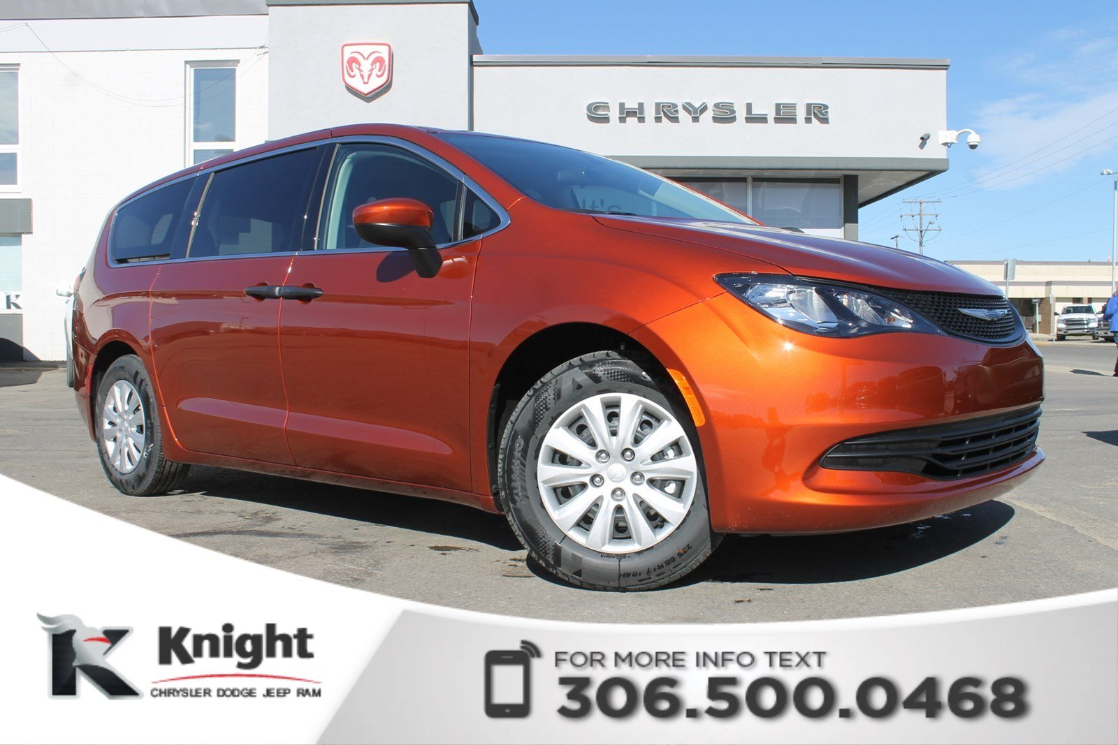 Knight Dodge Swift Current >> New 2018 Chrysler Pacifica L Mini-van, Passenger in Swift Current #10490 | Knight Automotive Group