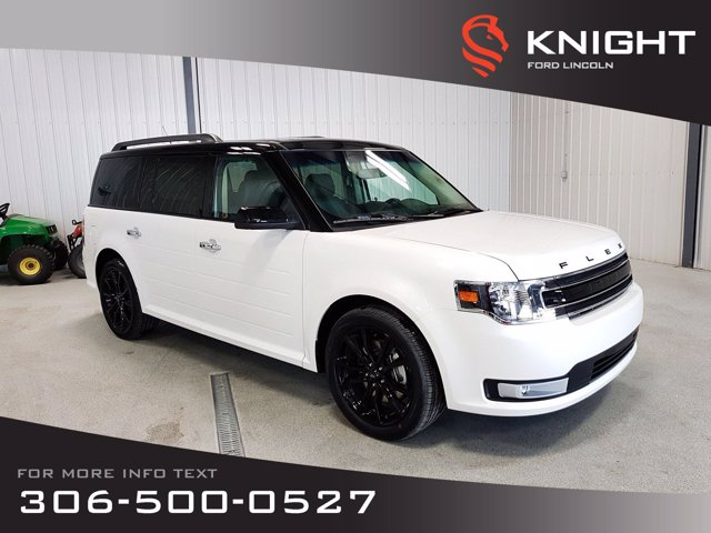 New 2019 Ford Flex SEL AWD AWD