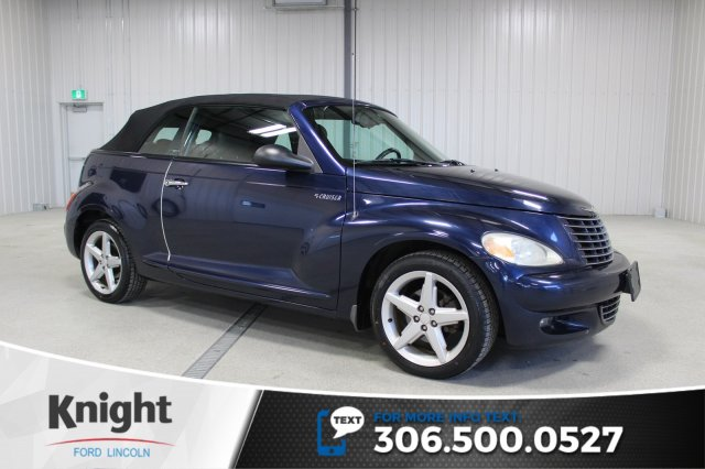 Pre Owned 2005 Chrysler Pt Cruiser Gt