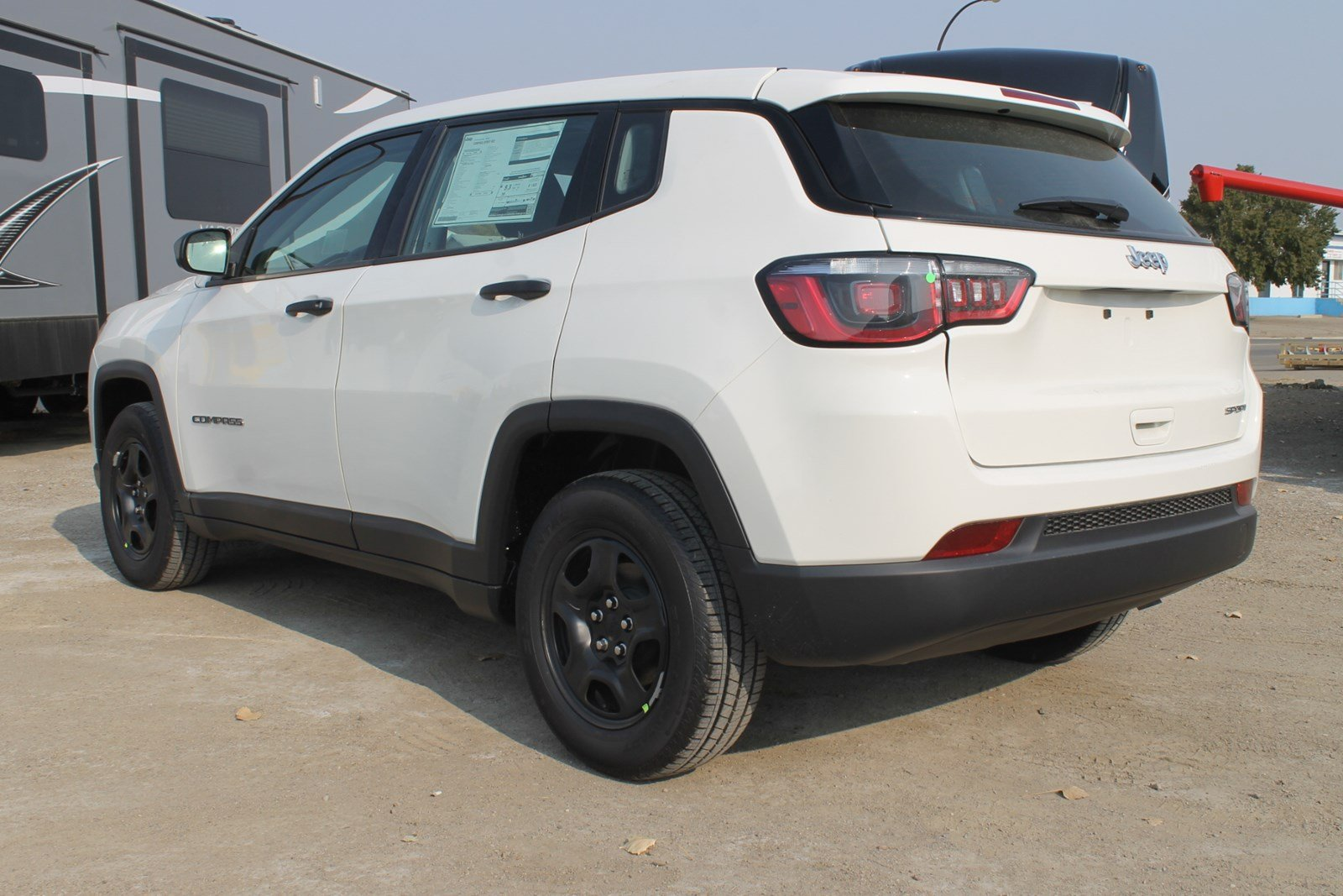 Knight Dodge Swift Current >> New 2018 Jeep Compass Sport 4x2 *Advertised Special* Sport ...