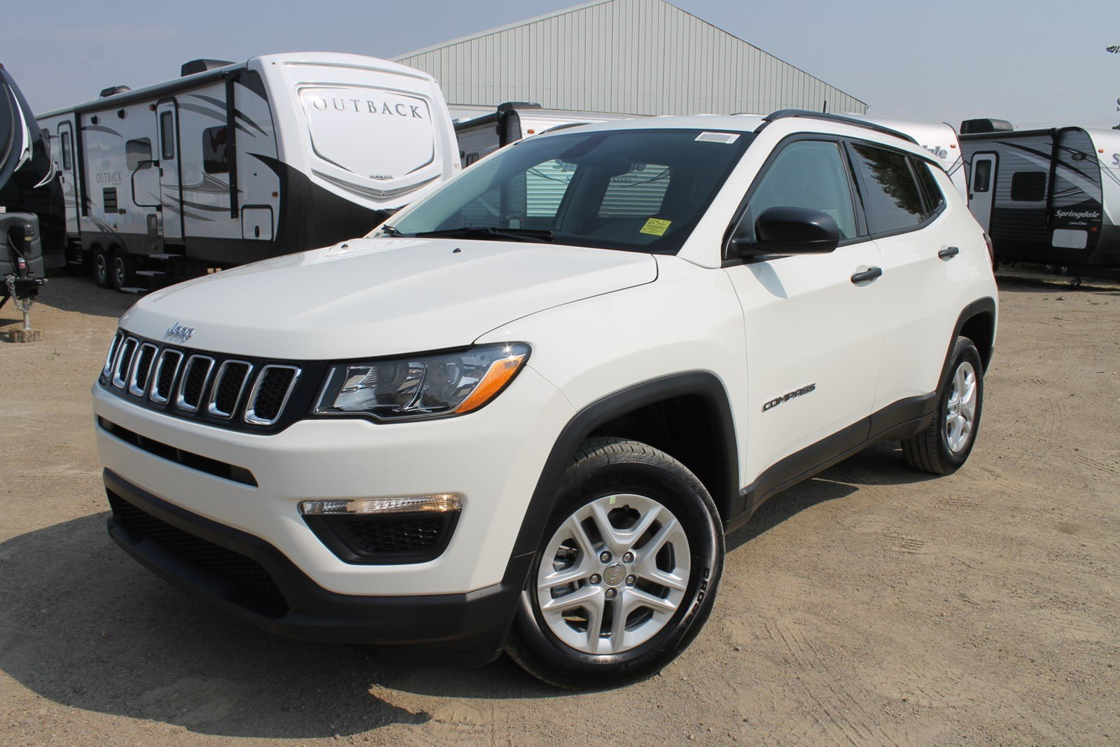 Knight Dodge Swift Current >> New 2018 Jeep Compass Sport 4x4 *Advertised Special ...