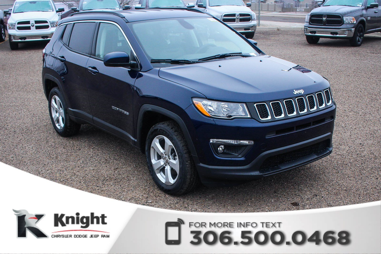 new 2019 jeep compass north 4x4 | heated seats and steering wheel