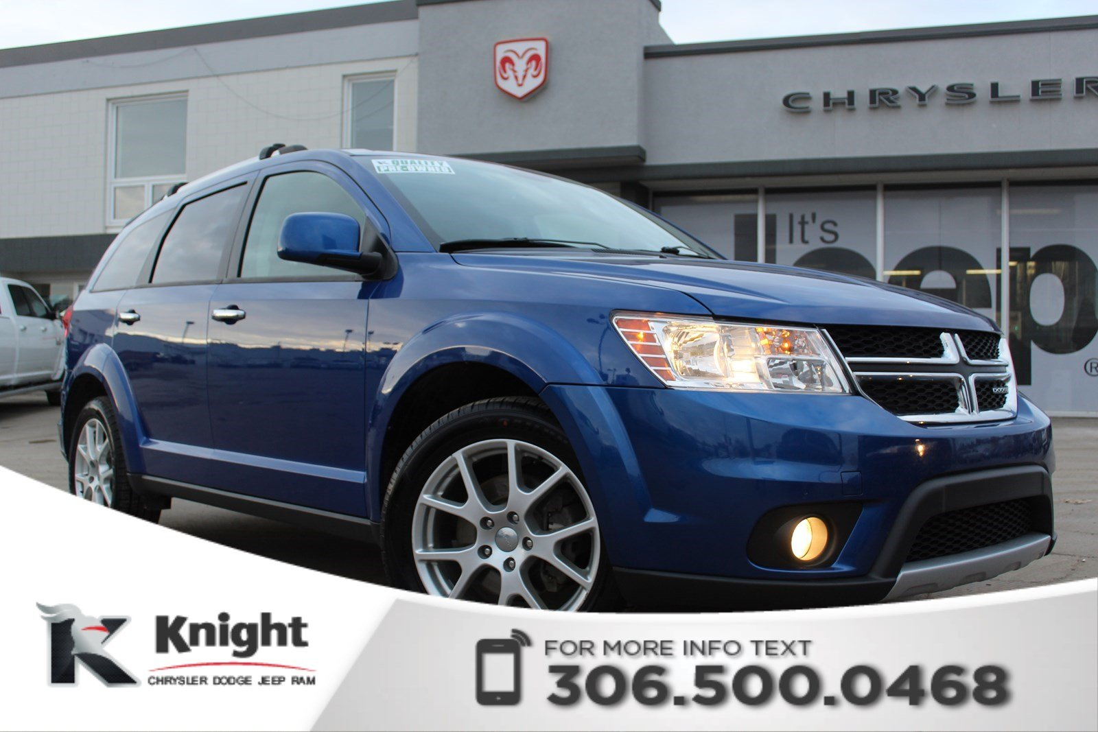 pre owned 2015 dodge journey r t dvd remote start heated leather seats 3rd row seating. Black Bedroom Furniture Sets. Home Design Ideas