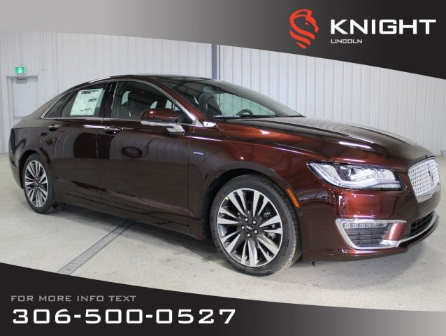 New 2019 Lincoln MKZ Reserve AWD