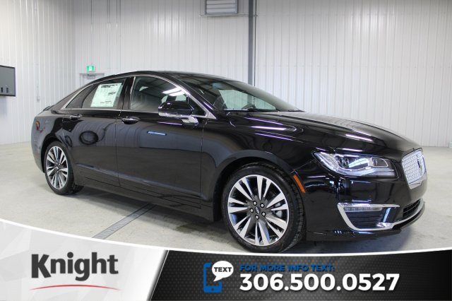 New 2019 Lincoln Mkz Reserve 4dr Car In Moose Jaw Lz9977 Knight