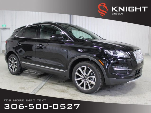 New 2019 Lincoln MKC Reserve with Navigation & AWD