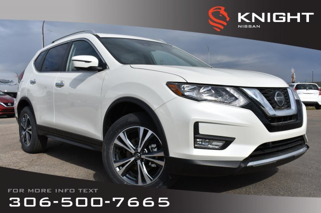 Nissan Rogue Remote Start >> New 2019 Nissan Rogue Sv Tech Package Navigation Heated Seats Steering Wheel Around View Monitor Remote Start Awd