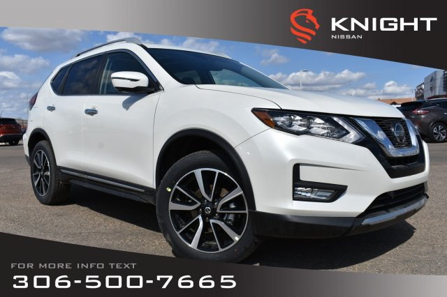 New 2019 Nissan Rogue SL Platinum | Leather | Navigation | Remote Start |  Heated Seats & Steering Wheel | Bose | AWD